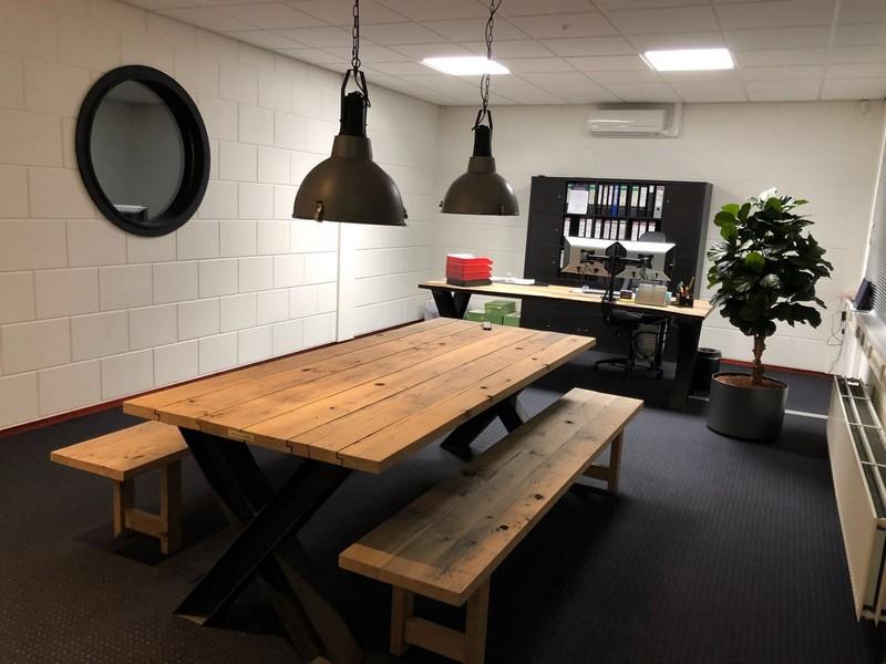 Stoere Meubels Alkmaar : Industriële meubels